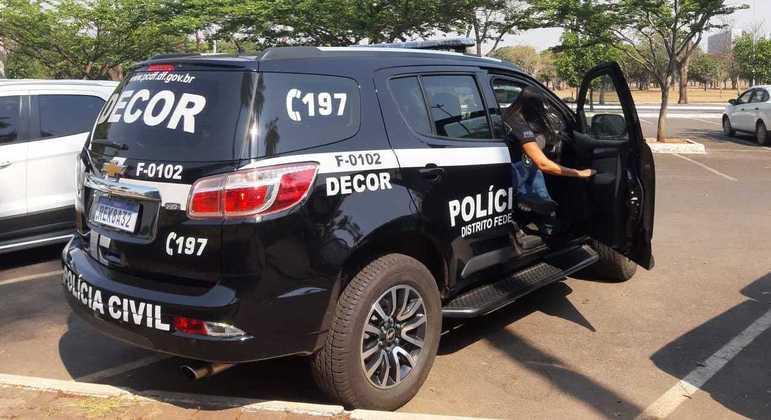 Polícia Civil recolheu documentos nas estações de trabalho de funcionários da Setur-DF