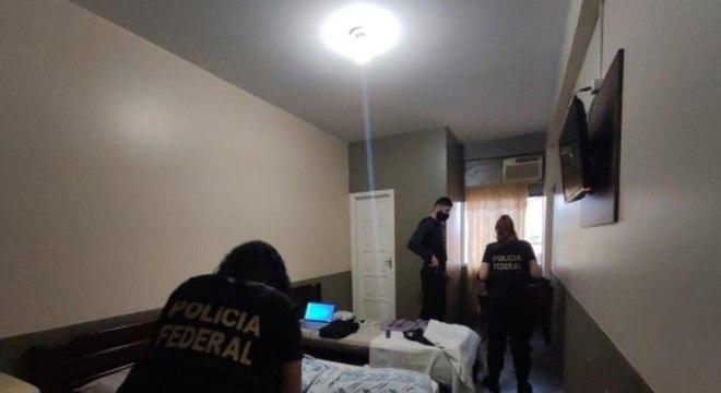 Operação Chacal combate organização que promove imigração ilegal