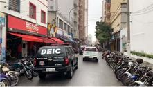 Quatro são presos na Grande SP em operação contra golpes em leilões