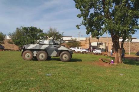 Segurança é reforçada após fuga no Paraguai