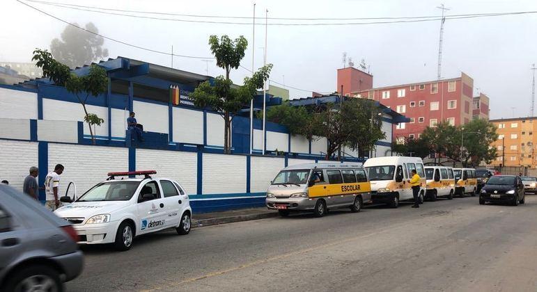 Condutores do transporte escolar de SP já podem fazer a vistoria semestral gratuita