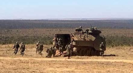 Operação reúne cerca 1.900 militares em Formosa
