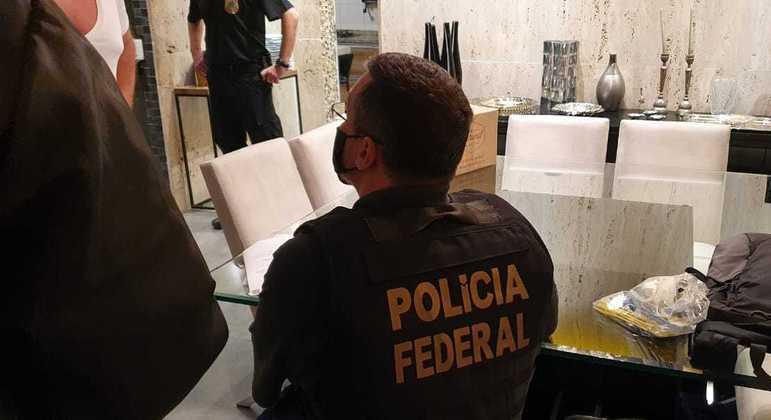 Operação ocorre em São Paulo, Goiânia, Foz do Iguaçu, Venâncio Aires, Lauro de Freitas e Rondonópolis