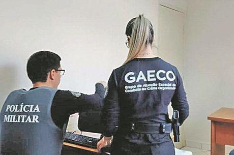 Agentes participaram da operação
