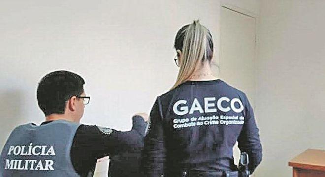 Gaeco e Polícia Civil deflagraram Operação Sheik