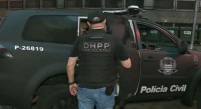 Operação da Polícia prende três suspeitos de pedofilia em SP