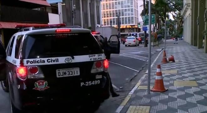 Polícia Civil de SP cumpre 92 mandados de busca e apreensão no Estado