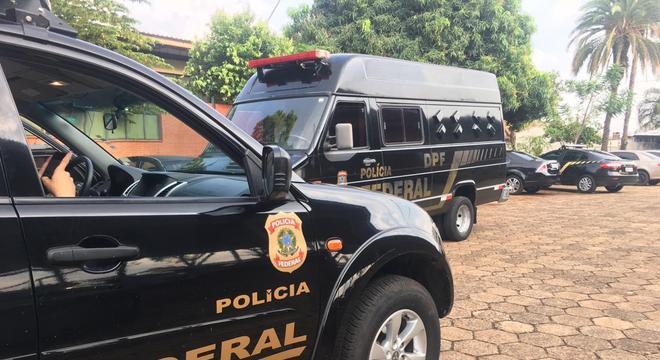 A operação teve apoio da polícia brasileira, Reino Unido, Estados Unidos, França e Espanha