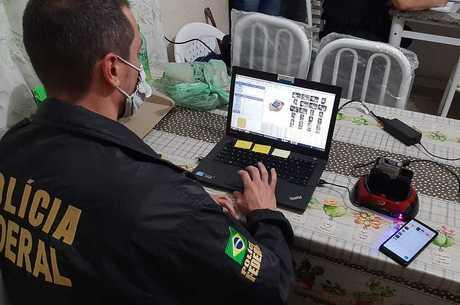 Polícia identifica pornografia infantil na internet