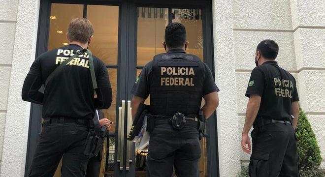 Agentes cumprem 29 mandados de busca e apreensão em SP, RJ, MG e RS