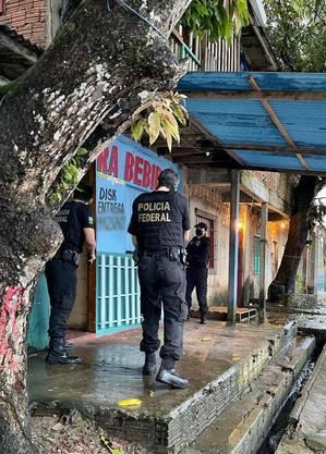 PF faz duas operações contra pornografia infantil no Amapá