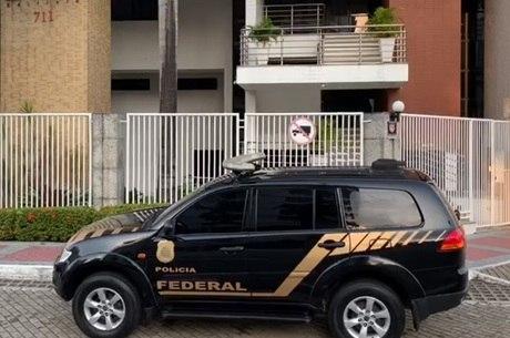 Polícia Federal cumpre mandado de busca e apreensão em Manaus