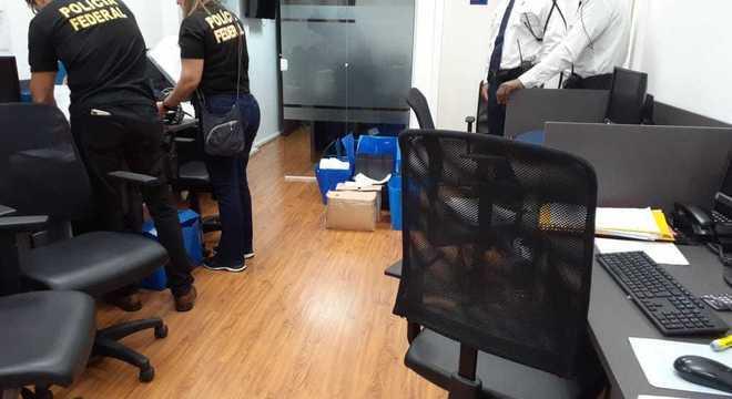 Operação da PF mira empresas que operam sem autorização do Banco Central