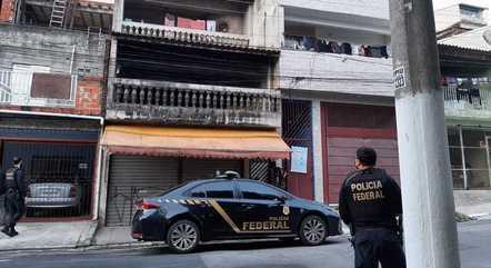 PF cumpre mandados em Araçatuba