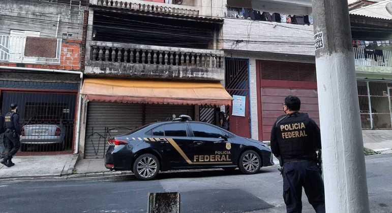 PF cumpre mandados em apuração de ataque a bancos em Araçatuba, no interior de São Paulo