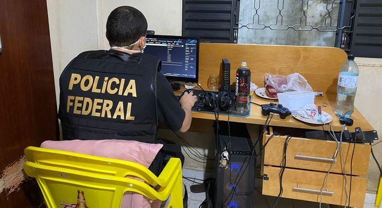 PF-SP combate compartilhamento de pornografia infantil pela internet
