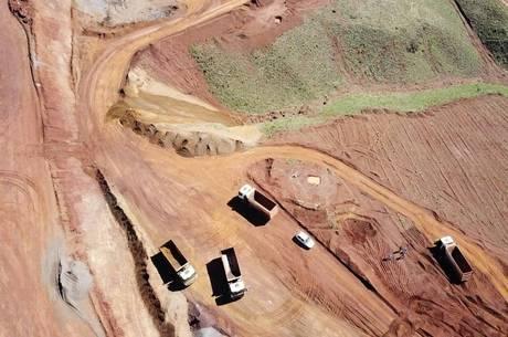 Empresas não tinham autorização para mineração