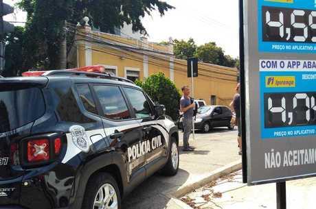 Polícia Civil tenta coibir aumento no preço dos combustíveis