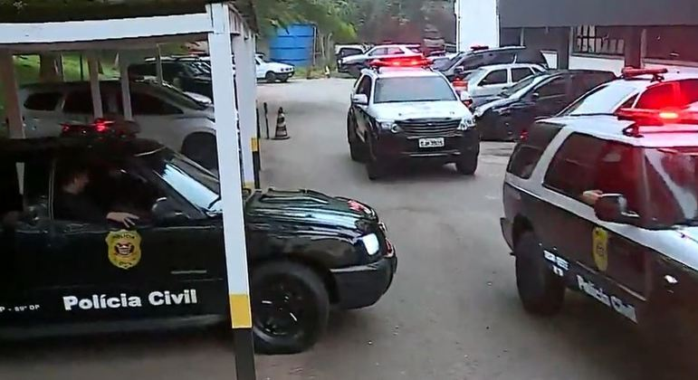 Polícia Civil faz operação contra suspeitos de roubo a casas na região do Morumbi