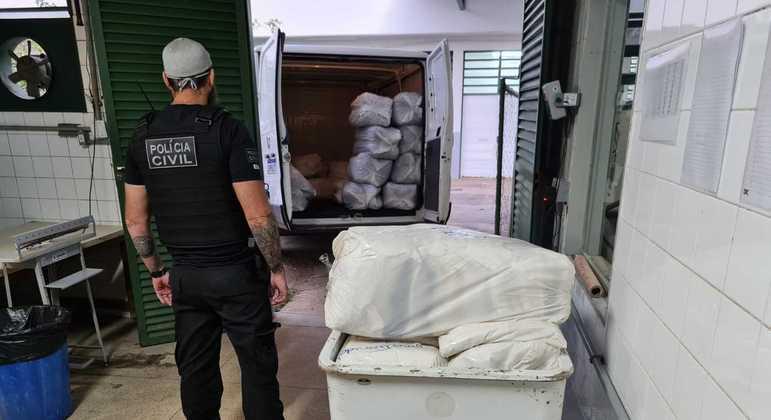 PCDF investiga superfaturamento no contrato com empresa de lavanderia terceirizada no HRS