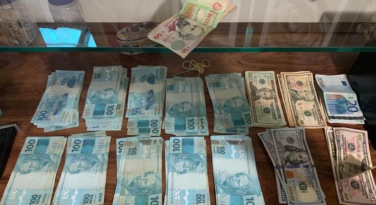 Operação Tempestade, da PF, atacou núcleo financeiro de facção criminosa