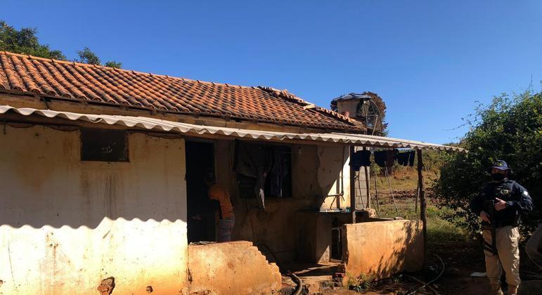 Semana passada, 60 trabalhadores foram libertos em fazendas de plantação de café em Minas