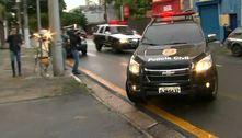 Polícia faz megaoperação contra tráfico de drogas em São Paulo