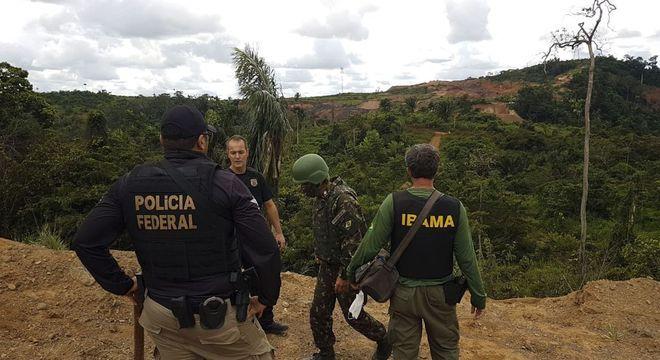 Governo prorroga emprego das Forças Armadas na Amazônia Legal