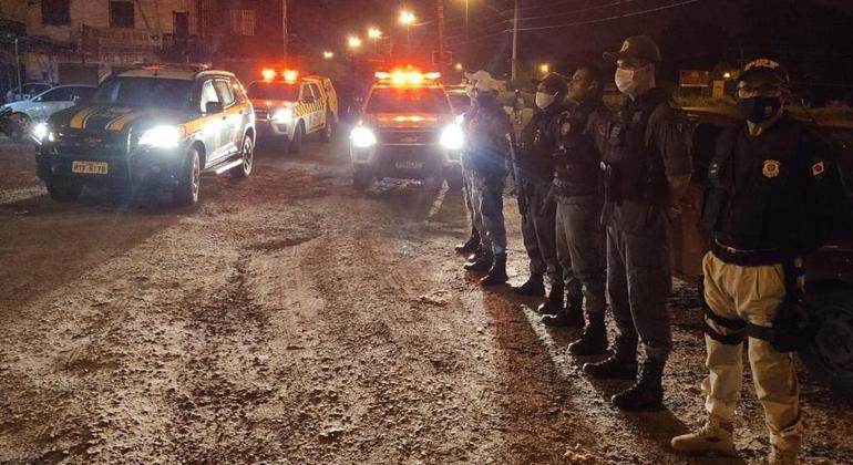 Operação Oneesca IV, realizada pela Polícia Rodoviária Federal, deteve mais de 40 pessoas