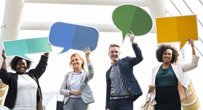 Opiniões divergentes trazem conhecimento e desenvolvimento