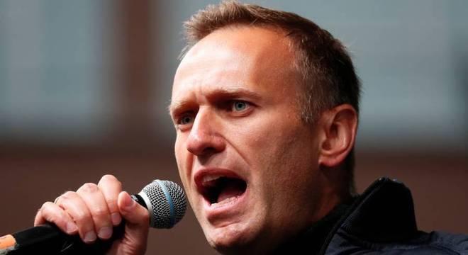 O opositor russo já acordou do coma induzido em que se encontrava