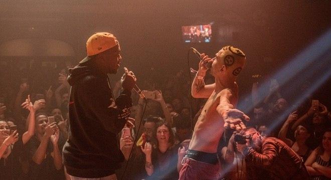 Dupla mineira de rappers ganha destaque com 'Rap de Massagem'