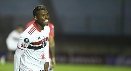 Orejuela marcou em seu primeiro jogo no clube