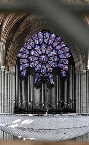 Órgão de Notre-Dame
