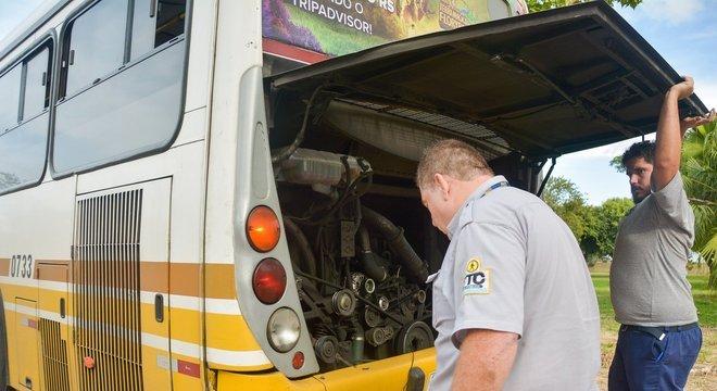 Órgãos começarão a fiscalizar veículos movidos a óleo diesel Crédito: Guilherme Almeida / CP