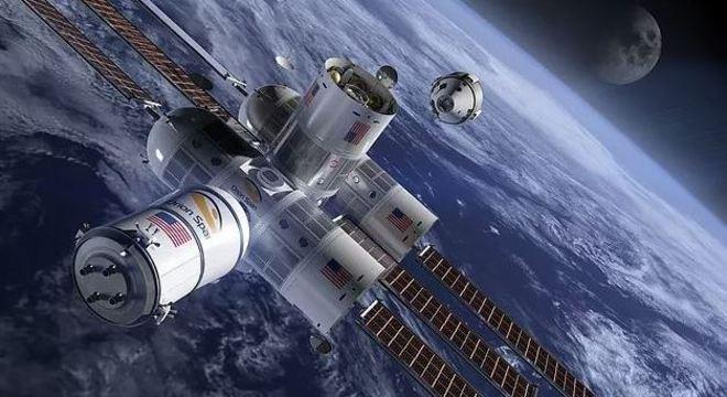 Aurora Station pretende receber os primeiros turistas espaciais em 2022
