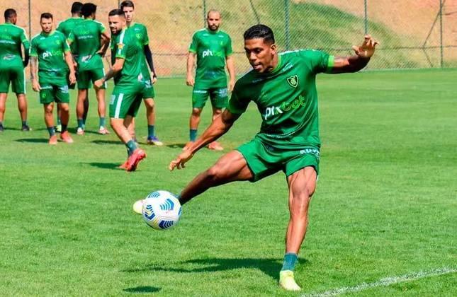Orlando Berrío - Posição: Atacante - Clube: América-MG - Idade: 30 anos - Valor de mercado segundo o Transfermarkt: 1 milhão de euros (aproximadamente R$ 6,25 milhões) - Contrato até: 31/12/2021.