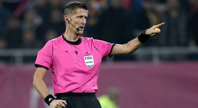 Daniele Orsato, o árbitro da final