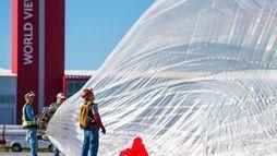 Por que os balões despontam como os futuros substitutos dos satélites ()
