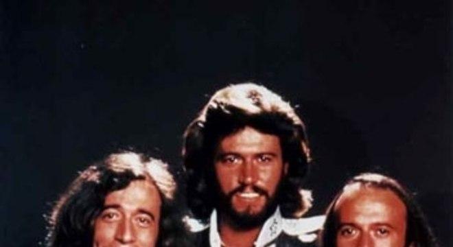 Os Bee Gees em 1977
