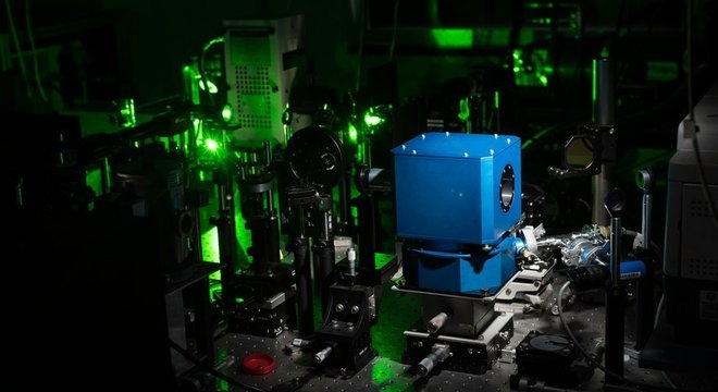 Os cientistas foram capazes de observar o comportamento supercondutor em temperatura ambiente