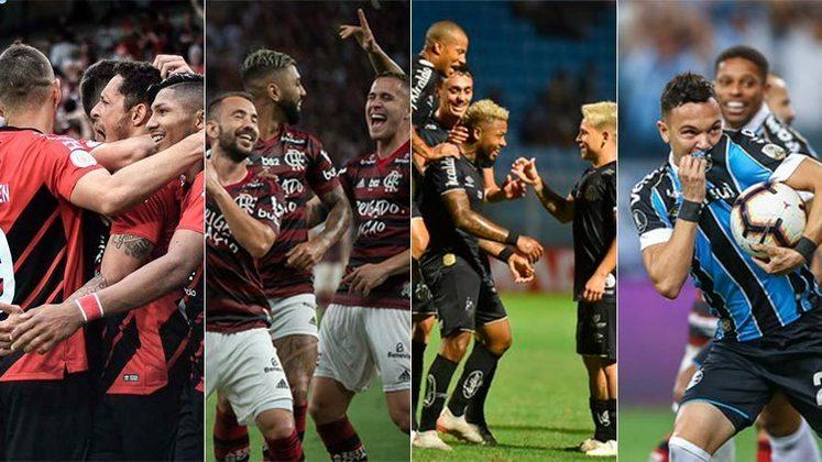 Os clubes da Série A apresentaram nas últimas semanas as contas referentes ao ano de 2019. A reportagem mostra quem ficou em alta no balanço financeiro e quem mostrou um cenário turbulento financeiramente.