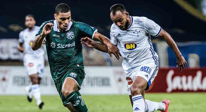 Os clubes do Grupo 1 que disputarão a Copa do Brasil desde o começo: fazem parte dos 15 primeiros do ranking da CBF - Bahia, Botafogo, Corinthians e Cruzeiro (foto)