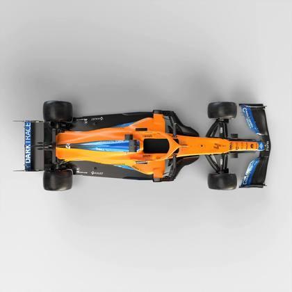 Os detalhes do novo MCL35M, carro da McLaren para a temporada 2021 da Fórmula 1 foram exibidos pela equipe