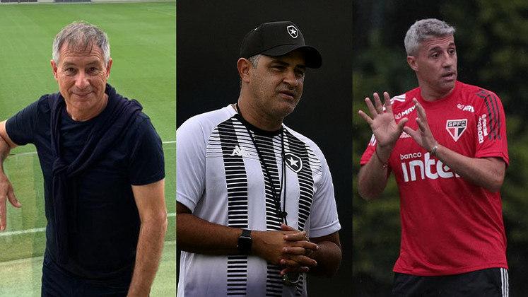 Os estaduais começaram e a nova temporada está a todo vapor! Por isso, a reportagem trouxe uma galeria com todos os técnicos dos times da Série A e B do Brasileirão. Confira!