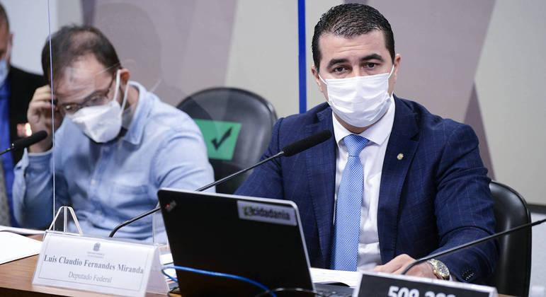 Luís Ricardo e o irmão, o deputado Luís Miranda, depõem à CPI da Covid nesta sexta-feira (25)