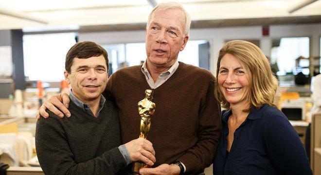 Trabalho de jornalistas do Boston Globe inspirou filme Spotlight, ganhador do Oscar