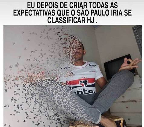 Os melhores memes da eliminação do São Paulo para o Lanús na Copa Sul-Americana