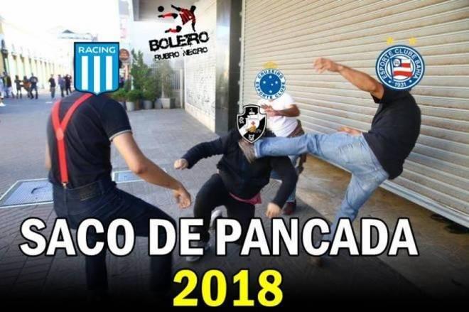 Os melhores memes da vitória do Bahia sobre o Vasco