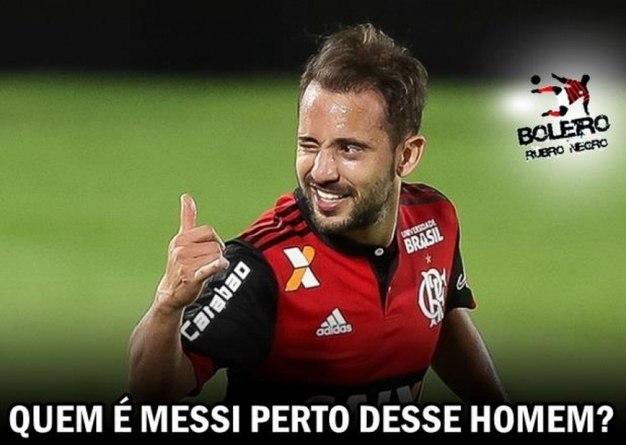 Os melhores memes da vitória do Flamengo diante do Emelec